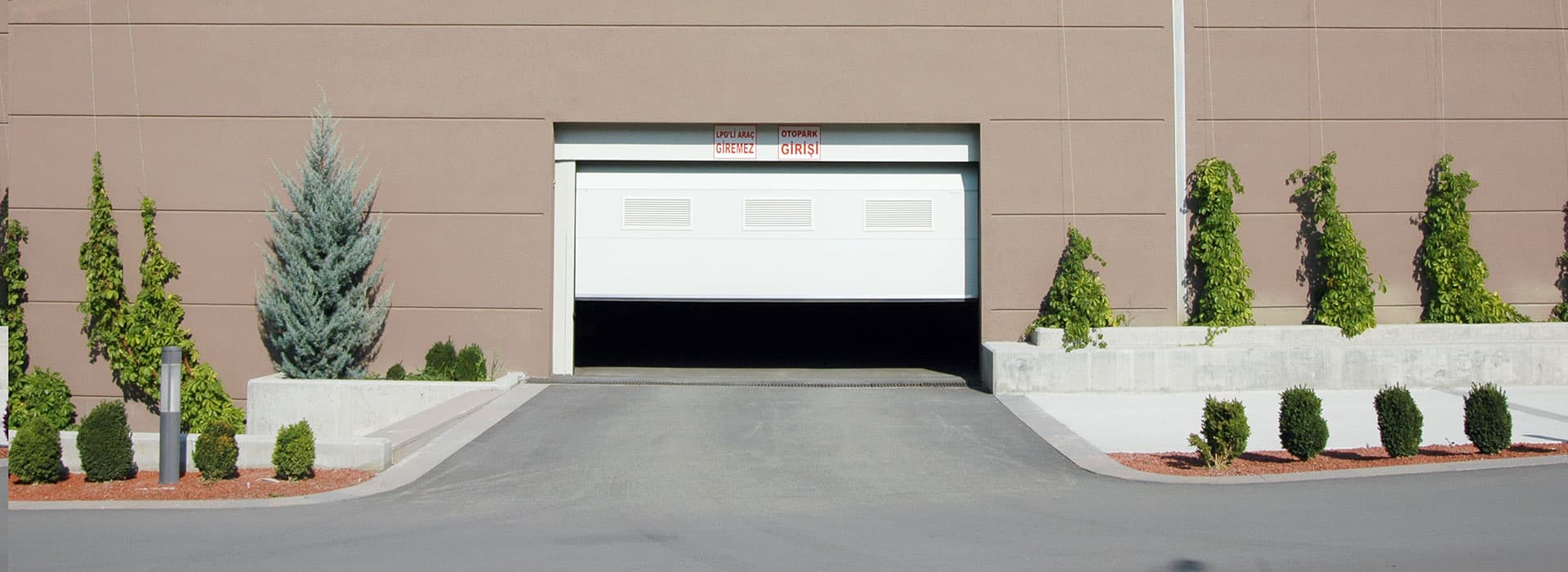 Dimak Garaj Kapısı