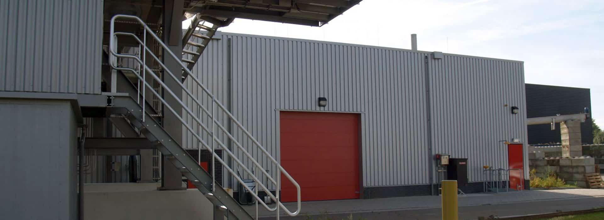 Endüstriyel Akustik Kapı
