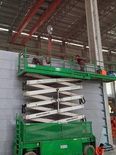 Endüstriyel Kapı Montajı