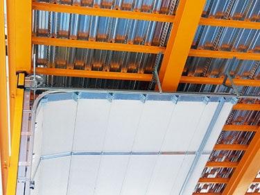 Endüstriyel Kapı Panel Detayı