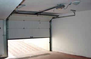 Rezidans Garaj Kapısı