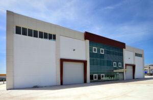 Yaysız Endüstriyel Kapı