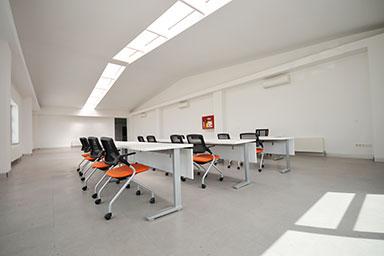 Dimak Door Meeting Room