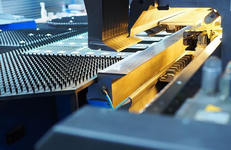 Dimak Factory Fire Door Production