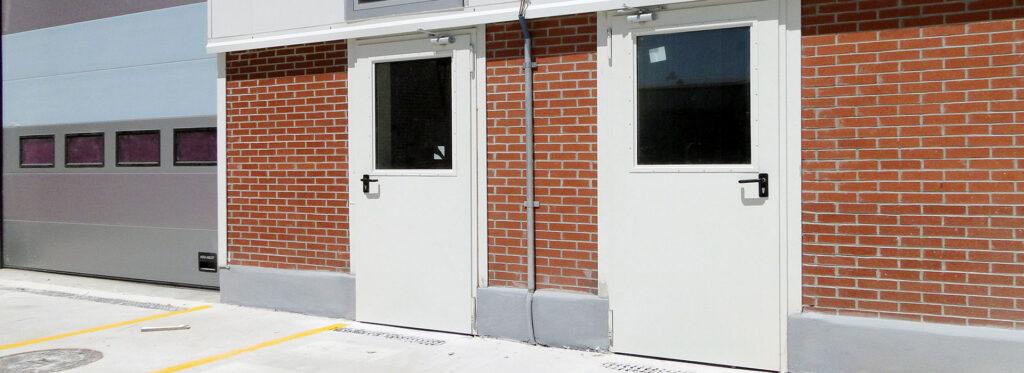 Fire Door Production