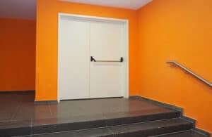 Fire Door Emergency Exit Door