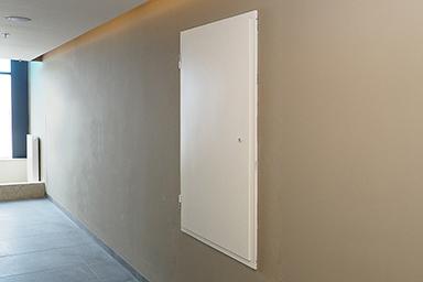 Fire Resistant Shaft Door