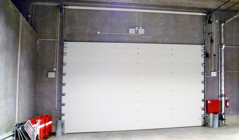 Industrial Acoustic Door Dimak