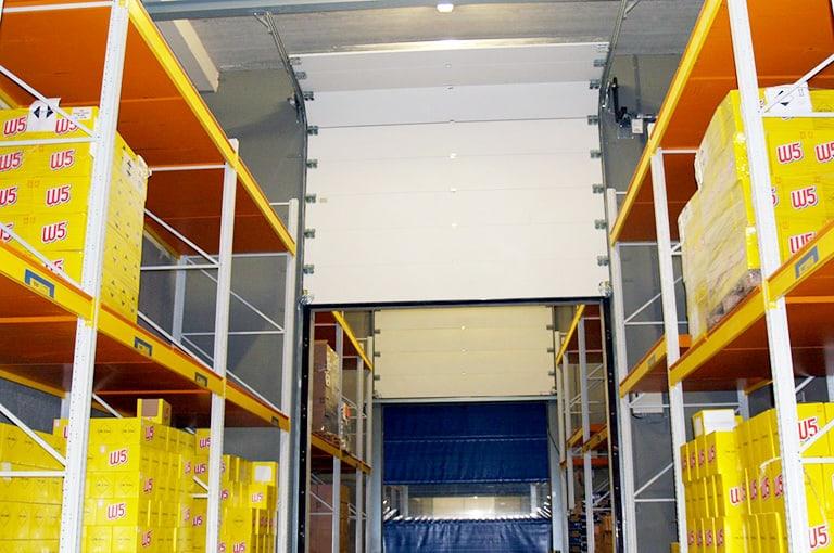 Industrial Fire Doors Export
