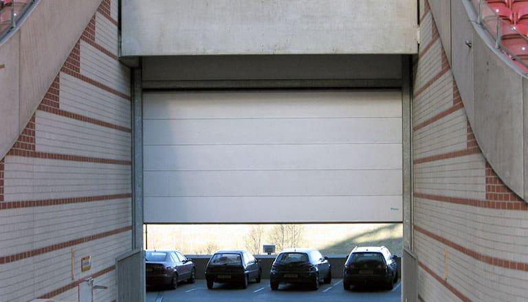 Industrial Fire Doors Manufacturing