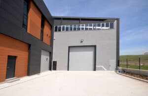 Large Size Industrial Door