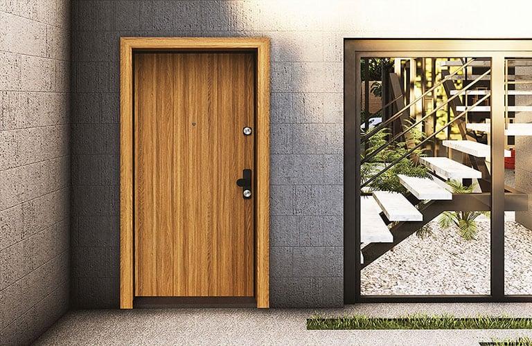 Dimak Çelik Kapı Pura Serisi