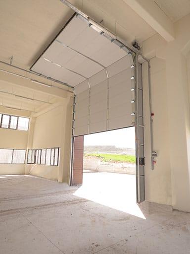 Dimak Sectional Door