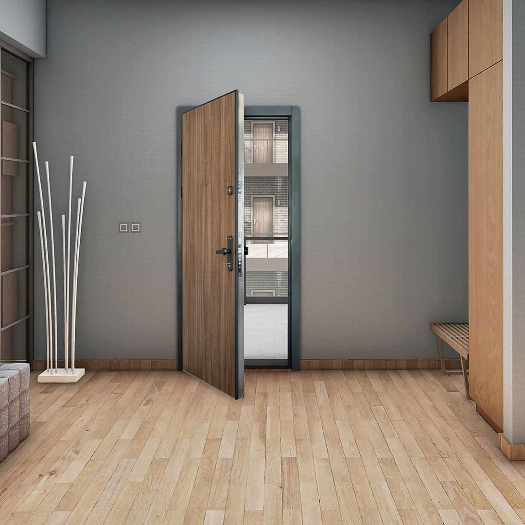Steel Entry Door Pura-02